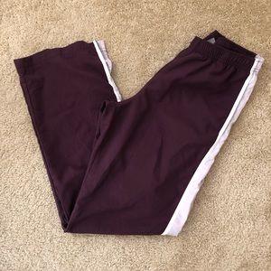 Nike Purple Track Pants